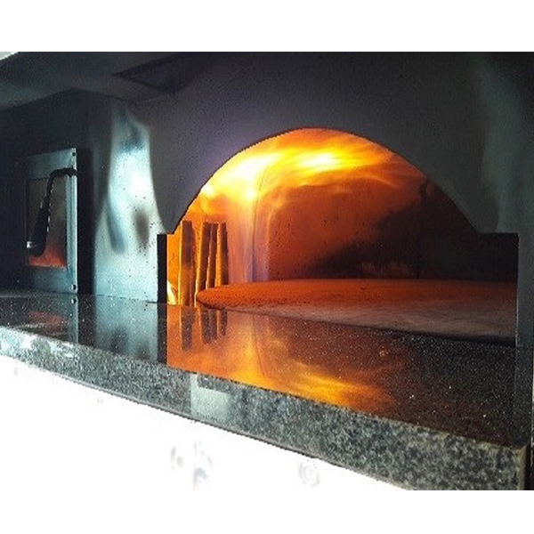 four pizza rotatif bois et gaz. Black Bedroom Furniture Sets. Home Design Ideas